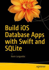 Omslag - Build iOS Database Apps with Swift and SQLite