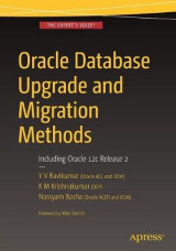 Omslag - Oracle Database Upgrade and Migration Methods