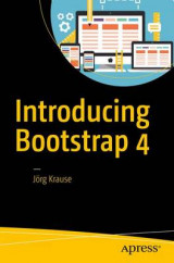 Omslag - Introducing Bootstrap 4
