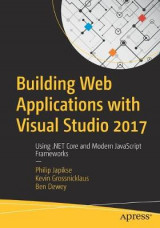 Omslag - Building Web Applications with Visual Studio 2017