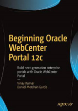 Omslag - Beginning Oracle Webcenter Portal 12C