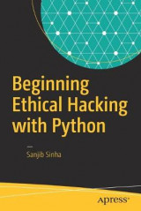 Omslag - Beginning Ethical Hacking with Python