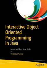 Omslag - Interactive Object Oriented Programming in Java