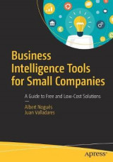 Omslag - Business Intelligence Tools for Small Companies