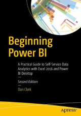 Omslag - Beginning Power Bi