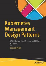 Omslag - Kubernetes Management Design Patterns
