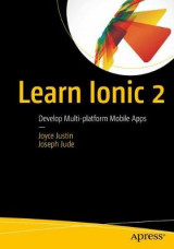 Omslag - Learn Ionic 2