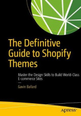 Omslag - The Definitive Guide to Shopify Themes