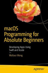 Omslag - MacOS Programming for Absolute Beginners