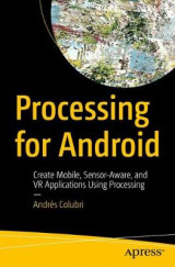 Omslag - Processing for Android
