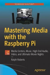 Omslag - Mastering Media with the Raspberry Pi