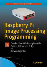 Omslag - Raspberry Pi Image Processing Programming