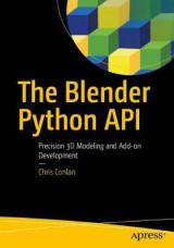 Omslag - The Blender Python API