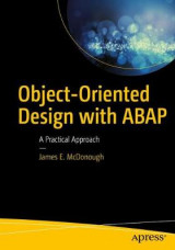 Omslag - Object-Oriented Design with ABAP