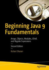 Omslag - Beginning Java 9 Fundamentals