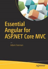 Omslag - Essential Angular for ASP.NET Core MVC