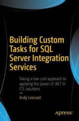 Omslag - Building Custom Tasks for SQL Server Integration Services