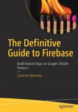 Omslag - The Definitive Guide to Firebase