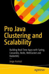 Omslag - Pro Java Clustering and Scalability
