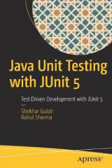 Omslag - Java Unit Testing with JUnit 5