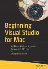 Omslag - Beginning Visual Studio for Mac