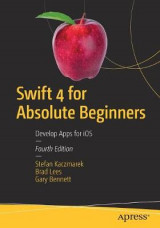 Omslag - Swift 4 for Absolute Beginners