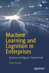 Omslag - Machine Learning and Cognition in Enterprises