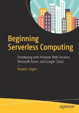 Omslag - Beginning Serverless Computing