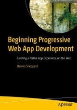 Omslag - Beginning Progressive Web App Development