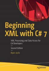 Omslag - Beginning XML with C# 7