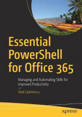 Omslag - Essential PowerShell for Office 365