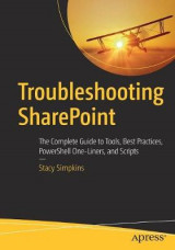 Omslag - Troubleshooting SharePoint