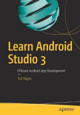 Omslag - Learn Android Studio 3