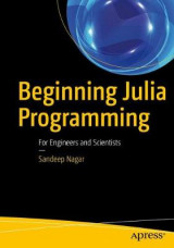 Omslag - Beginning Julia Programming