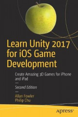 Omslag - Learn Unity 2017 for iOS Game Development