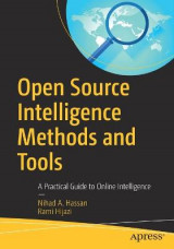 Omslag - Open Source Intelligence Methods and Tools