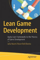 Omslag - Lean Game Development