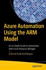 Omslag - Azure Automation Using the ARM Model