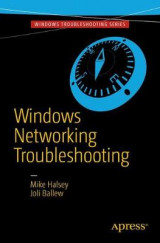 Omslag - Windows Networking Troubleshooting