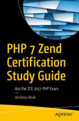 Omslag - PHP 7 Zend Certification Study Guide