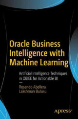Omslag - Oracle Business Intelligence with Machine Learning