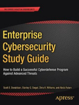 Omslag - Enterprise Cybersecurity Study Guide