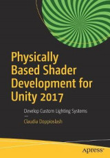 Omslag - Physically Based Shader Development for Unity 2017