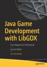Omslag - Java Game Development with LibGDX