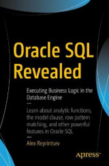 Omslag - Oracle SQL Revealed