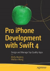 Omslag - Pro iPhone Development with Swift 4