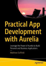 Omslag - Practical App Development with Aurelia