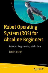 Omslag - Robot Operating System for Absolute Beginners