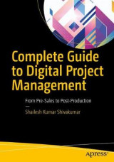 Omslag - Complete Guide to Digital Project Management