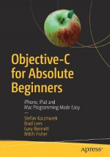 Omslag - Objective-C for Absolute Beginners